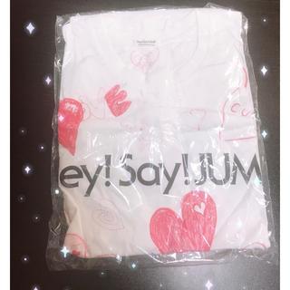 ヘイセイジャンプ(Hey! Say! JUMP)の【新品未開封】Hey!Say!JUMP ライブ Tシャツ(アイドルグッズ)