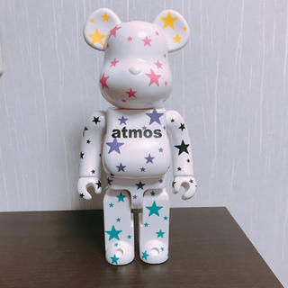 MEDICOM TOY - 【美品】BE@RBRICK/ATMOS - CRAZY STAR/400%