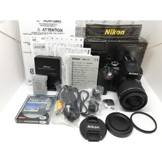 ニコン(Nikon)の⭐!超美品!⭐ ニコン一眼レフD5300 ズームレンズキット AF-P18-55(デジタル一眼)
