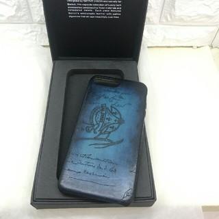 ベルルッティ(Berluti)の中古 美品 ベルルッティ iPhoneケースです(iPhoneケース)
