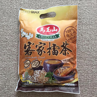 台湾 馬玉山(GREENMAX) 「客家擂茶」客家レイチャ(その他)