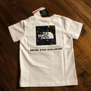 THE NORTH FACE - 新品 * 100cm ノースフェイス キッズ Tシャツ