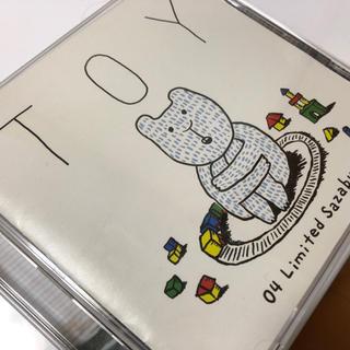 04 Limited Sazabys TOY 初回盤(ミュージシャン)