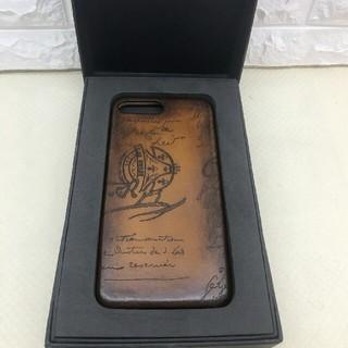 ベルルッティ(Berluti)の人気 美品 ベルルッティ iPhoneケースです(iPhoneケース)