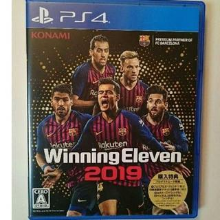 PlayStation4 - ウイニングイレブン2019 PS4 ウイイレ2019  B