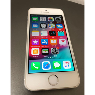 iPhone - 【美品】iPhone SE 16GB au