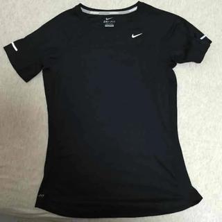 ナイキ(NIKE)のNIKE ランニングTシャツ(Tシャツ(半袖/袖なし))