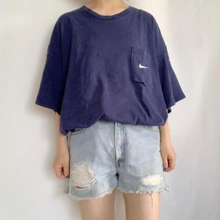 ナイキ(NIKE)のNIKE 90s ポケットロゴTEE(Tシャツ/カットソー(半袖/袖なし))