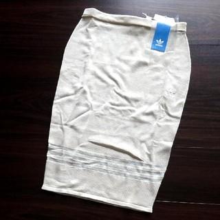 adidas - adidas タイトスカート