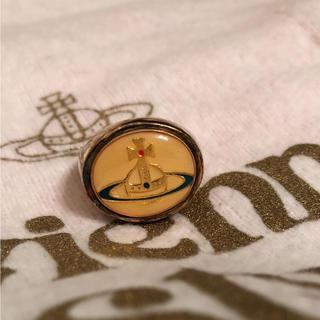 ヴィヴィアンウエストウッド(Vivienne Westwood)のエナメルオーブンリング ヴィヴィアン ウエストウッド(リング(指輪))