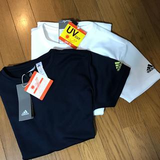アディダス(adidas)の2枚で4,300円‼️adidas☆半袖Tシャツ  M(Tシャツ(半袖/袖なし))