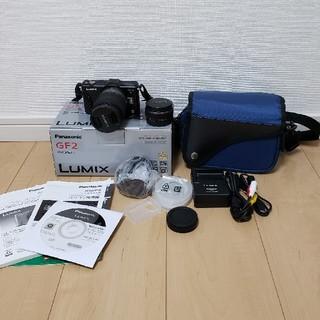 パナソニック(Panasonic)のパナソニック LUMIX GF2(ミラーレス一眼)