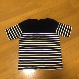 ジーユー(GU)の半袖(Tシャツ/カットソー(半袖/袖なし))