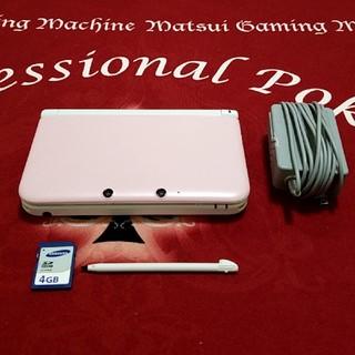 ニンテンドー3DS(ニンテンドー3DS)の3DS LL  本体 【初期化済み】(携帯用ゲーム本体)