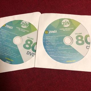 Zumba - ZUMBA ZIN 80 CD&DVD