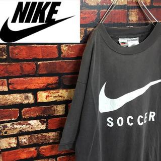 ナイキ(NIKE)の90s ビンテージ 銀タグ NIKE ナイキ Tシャツ ビックスウォッシュ(Tシャツ/カットソー(半袖/袖なし))