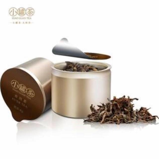 小罐茶  XIAO GUAN CHA 鉄観音  1箱 紙袋付 食品/飲料/酒の飲料(茶)の商品写真