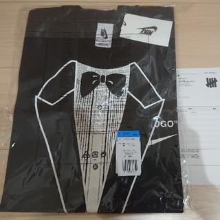 ナイキ(NIKE)のナイキ オフホワイト 新品 Mサイズ NIKE NRG A6 TEE Tシャツ(Tシャツ/カットソー(半袖/袖なし))