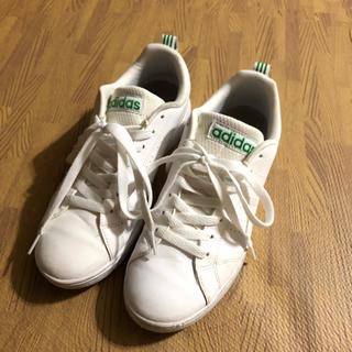 アディダス(adidas)のadidas スニーカー 25.5cm 中古品(スニーカー)