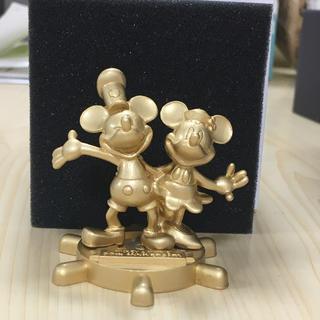 Disney - ディズニーミッキーミニーオブジェ