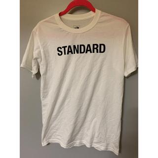 ザノースフェイス(THE NORTH FACE)のロゴTシャツ(Tシャツ/カットソー(半袖/袖なし))