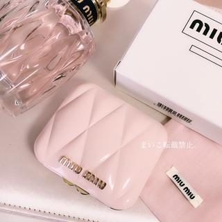 miumiu - miumiu♡ノベルティミラー 新品