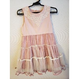 キッズ ドレス