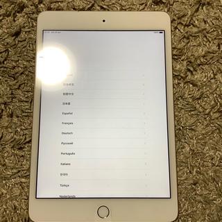 アップル(Apple)のiPad mini4 64g wifi(タブレット)