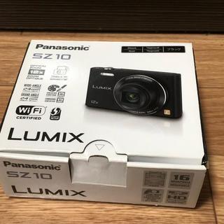 パナソニック(Panasonic)の超美品✨Panasonic LUMIX SZ10✨デジタルカメラ インスタ 自撮(コンパクトデジタルカメラ)