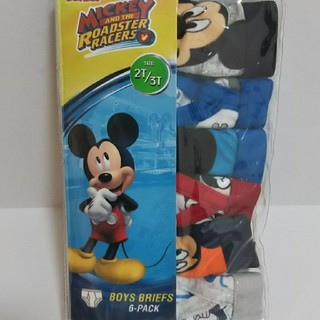 65875b3ea3c36 Disney - 新品 ディズニー カーズ 2枚組 半袖シャツ 肌着 120 キッズ ...