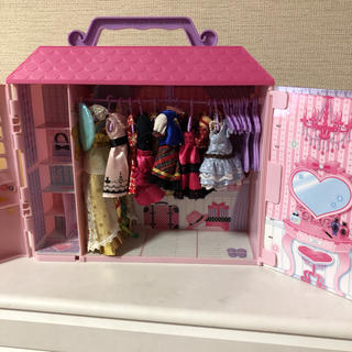 リカちゃん クローゼット 人形 服 小物など