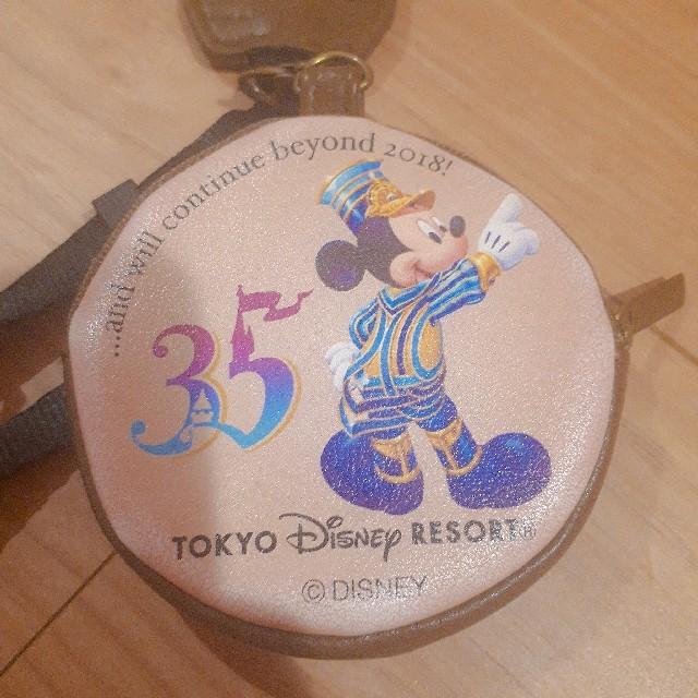 Disney(ディズニー)のストロベリー様専用!ディズニー35周年 カメラストラップ スマホ/家電/カメラのスマホアクセサリー(ネックストラップ)の商品写真