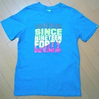 アディダス(adidas)の【未着用品】アディダス Tシャツ(Tシャツ/カットソー(半袖/袖なし))