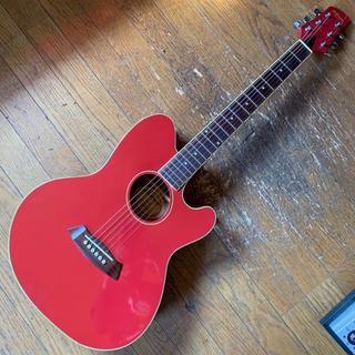 アイバニーズ(Ibanez)のIbanez Talman INTER CITY TCY10RD1310(アコースティックギター)