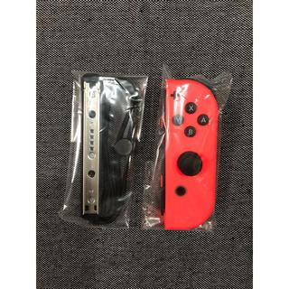 Nintendo Switch - 新品未使用 ジョイコン ネオンレッド R側 ニンテンドースイッチ