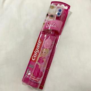 バービー☆新品 電動歯ブラシ コルゲート Barbie Colgate(電動歯ブラシ)