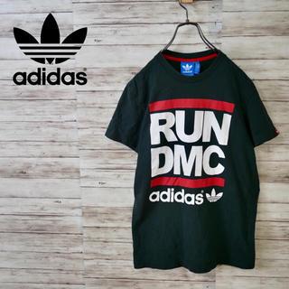 adidas - USA購入 Adidas Originals RUN DMC コラボTシャツ