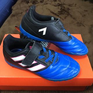 アディダス(adidas)のアディダス ジュニア トレーニングシューズ 21cm(シューズ)