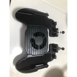 PUBGゲームパット スマホホルダー機能付き 高感度射撃ボタン スマホ(家庭用ゲーム本体)