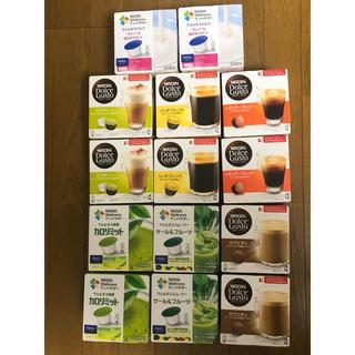 ネスレ(Nestle)の【お得】ネスカフェ ドルチェグスト カプセル 14箱(その他)