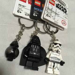 Disney - レゴ LEGO スターウォーズ ディズニー キーチェーン