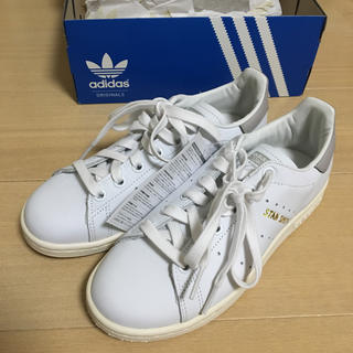 アディダス(adidas)のaddidas スタンスミス グレー US4 22.0cm(スニーカー)