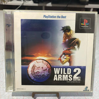 PlayStation - PS   ワイルド アームズ2ndイグニッション