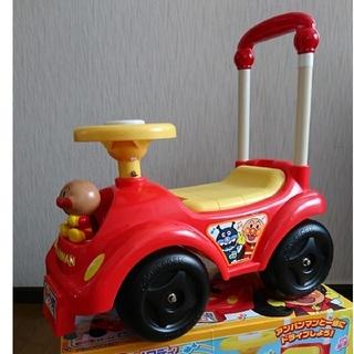 アガツマ(Agatsuma)のメロディ アンパンマンカー(手押し車/カタカタ)