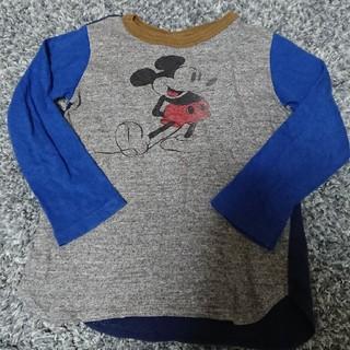 DENIM DUNGAREE - 七分袖Tシャツ