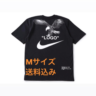 ナイキ(NIKE)の【黒M】NIKE M NRG A6 TEE OFF-WHITE(Tシャツ/カットソー(半袖/袖なし))