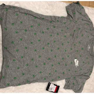ナイキ(NIKE)のナイキ Tシャツ Lサイズ グレー(Tシャツ/カットソー(半袖/袖なし))