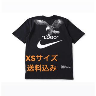 ナイキ(NIKE)の【黒XS】NIKE ARG A6 Tee OFF-WHITE (Tシャツ/カットソー(半袖/袖なし))