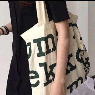 marimekko -  マリメッコ のノベルティバッグ