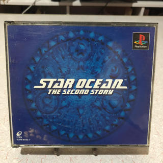 PlayStation - PS  STAR OCEAN THE SECOND STORY